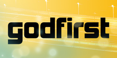 Godfirst Church Logo