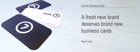 SevenC Business Cards