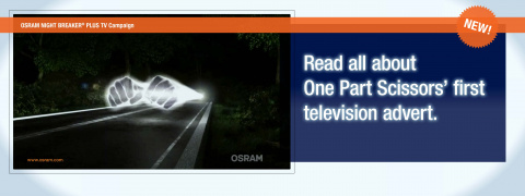 TV Advert for OSRAM NIGHT BREAKER® PLUS