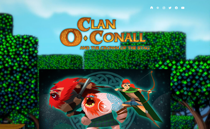 Clan O'Conall Website